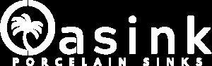 Logo Oasink - Blanco
